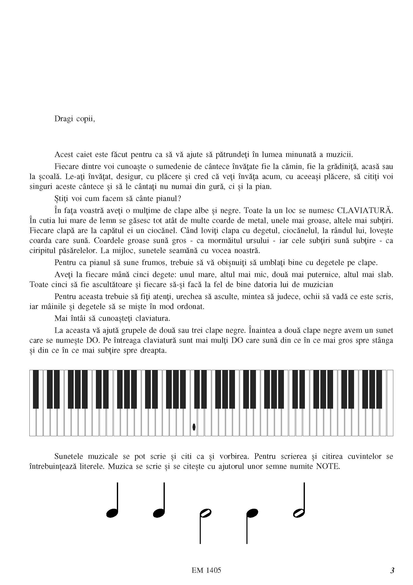Maria cernovodeanu metoda pian